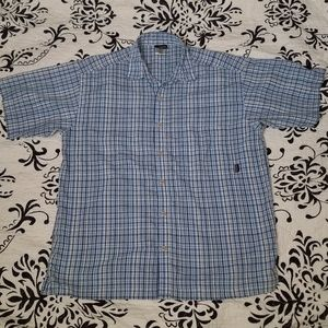 Patagonia short sleeve button down shirt size M